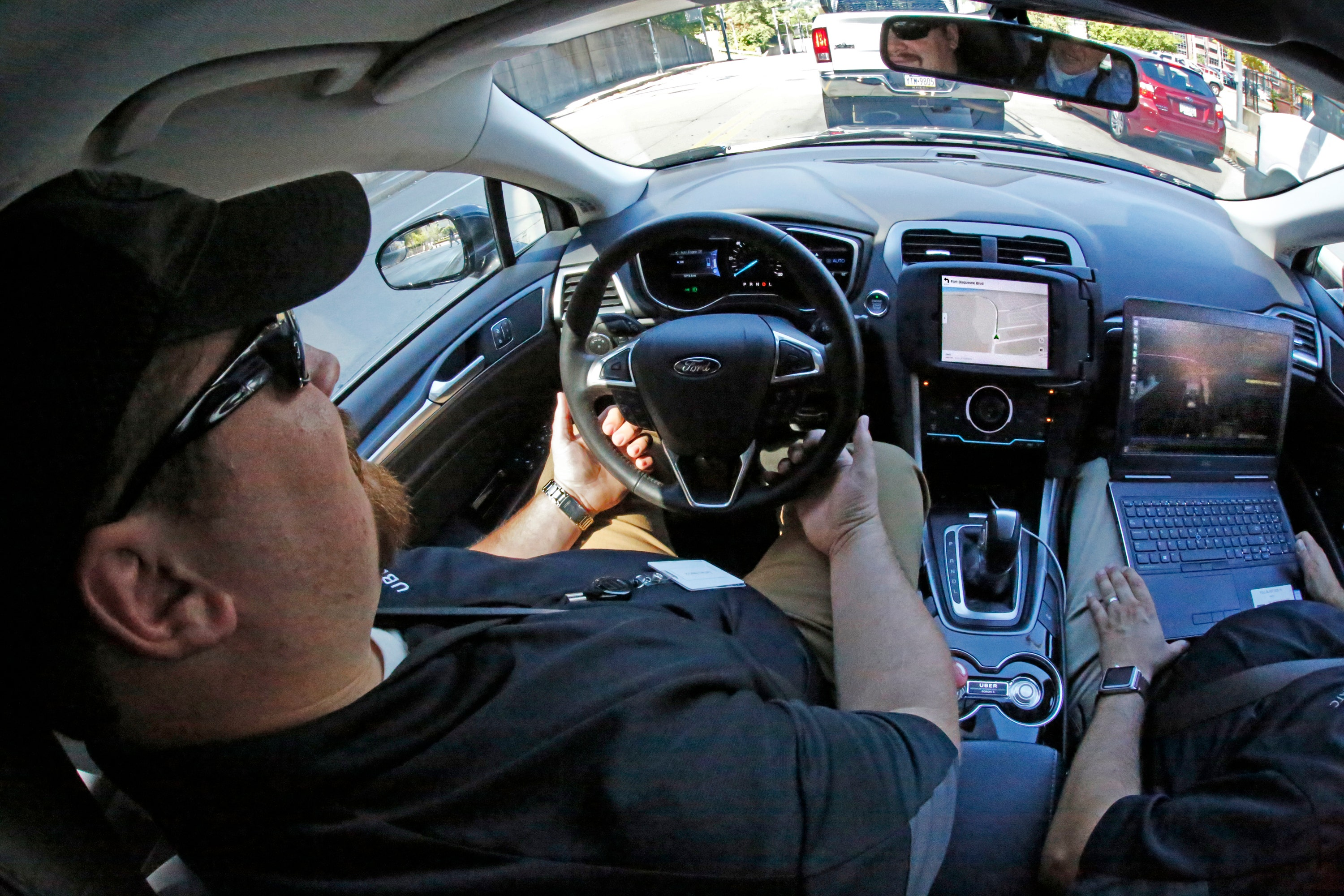 Companies Developing Self Driving Car Technology