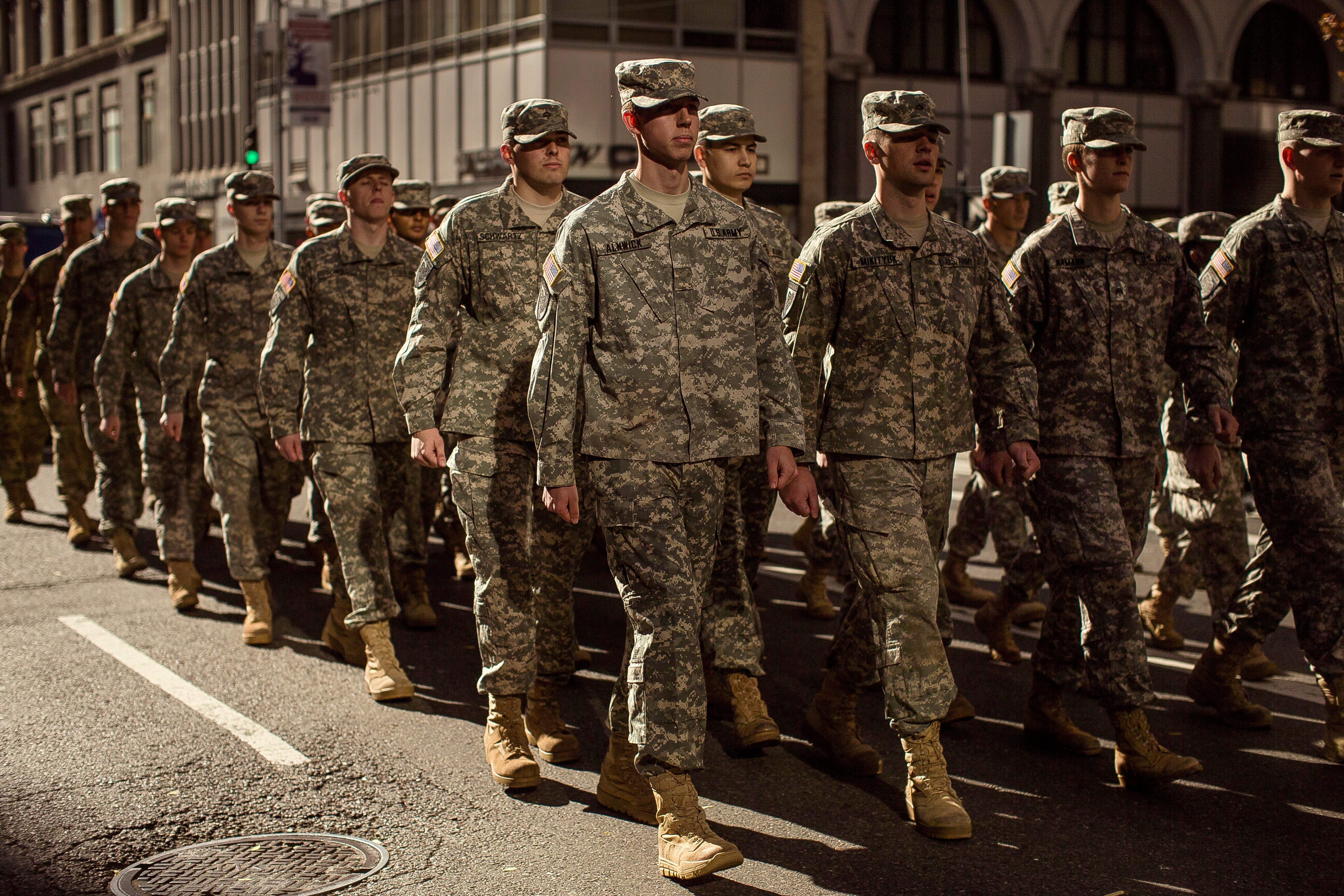 In 2011, military pensions will rise