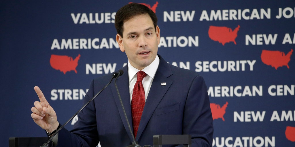 Marco Rubio calls for probe into TikTok over Chinese censorship concerns