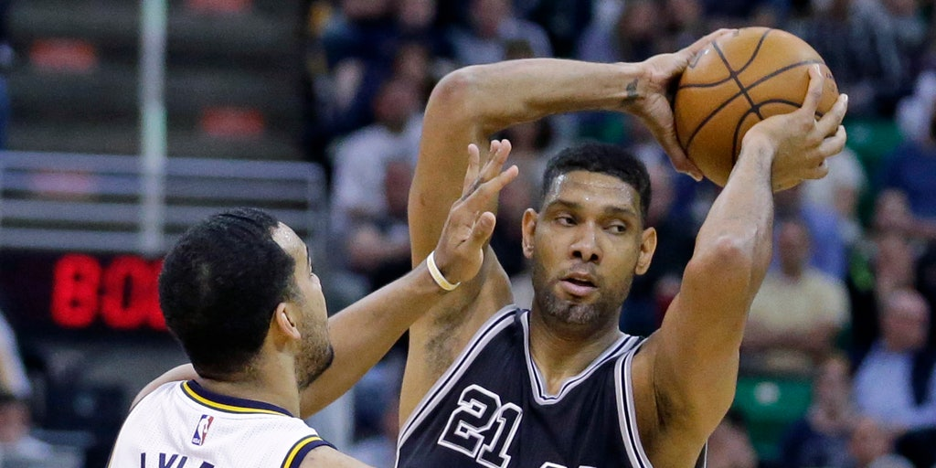 Tim Duncan Retires As Nba S 4th Highest Paid Player Fox Business