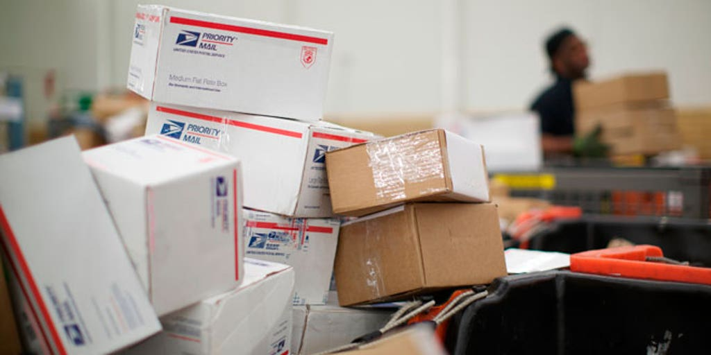 Tax season jammed up by shutdown, and Postal Service doesn't