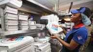 Domino's Pizza sales surge amid coronavirus lockdowns