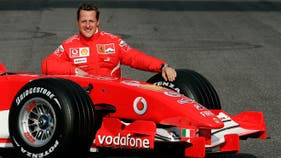 Michael Schumacher 'very different' person since horrific skiing accident