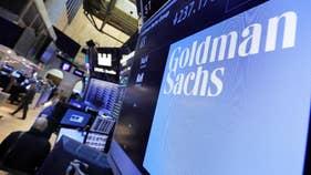 Goldman Sachs profit drops like a stone despite bond-trading surge
