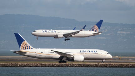 Coronavirus leads United Airlines to cancel some China flights over virus fears