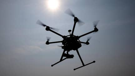 US government grounds drones over China worries
