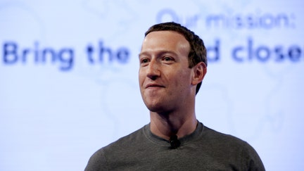 Facebook's Zuckerberg says people - not tech companies - should decide what's credible in exclusive interview