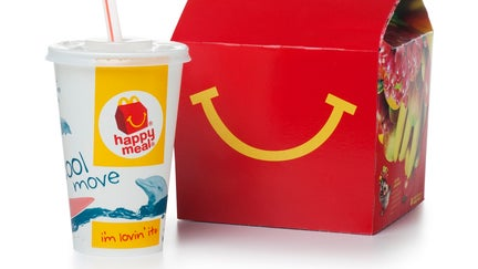 McDonald's launches Surprise Happy Meal to celebrate 40 years of menu staple