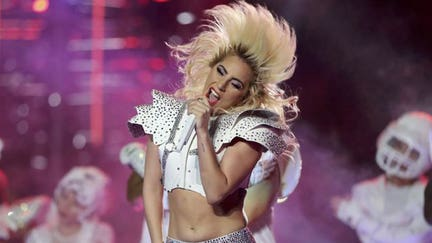 Lady Gaga will headline AT&T TV Super Saturday Night in Miami