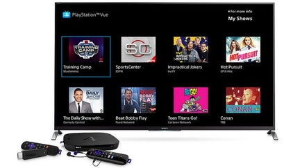 Sony's PlayStation Vue subscribers get free month as streaming service shutting down