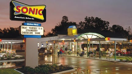 Sonic is selling $1 hot dogs today — here's how many you can get