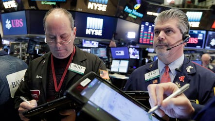 S&P, Nasdaq hit records as GDP disappoints and Biden spending plan moves ahead