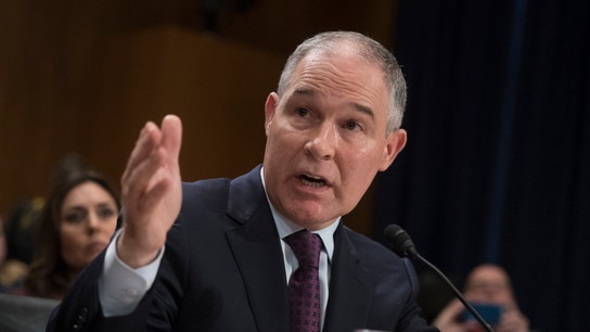 Pruitt: EPA won't be weaponized anymore