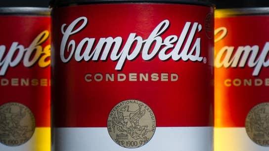 Kraft Heinz, Mondelez International in Campbell Soup auction