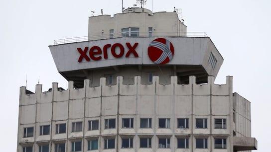 Xerox names John Visentin as CEO