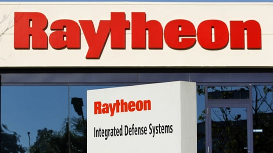 Raytheon's quarterly revenue rises 8.5% on higher weapon demand