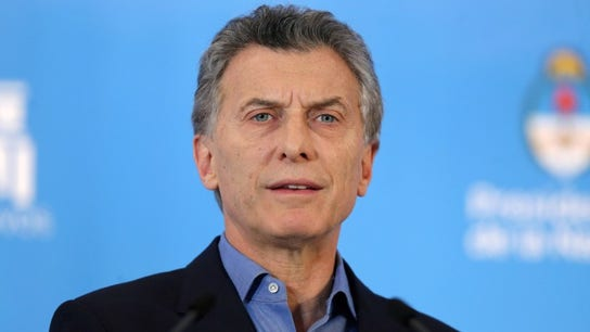 Argentina announces new taxes, ministry cuts amid economic turmoil