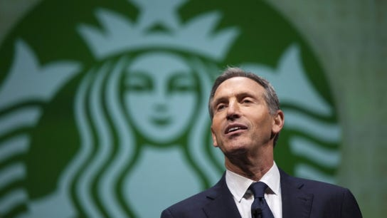 Howard Schultz slams Donald Trump as 'not qualified' to be president