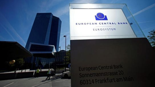 ECB stops its printing presses even as growth concerns rise