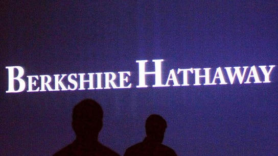 Berkshire Hathaway is sitting on a record pile of cash