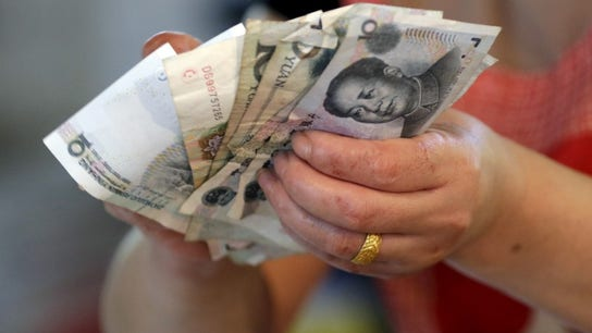 Chinese yuan slides to biggest one-day drop since 2015 devaluation