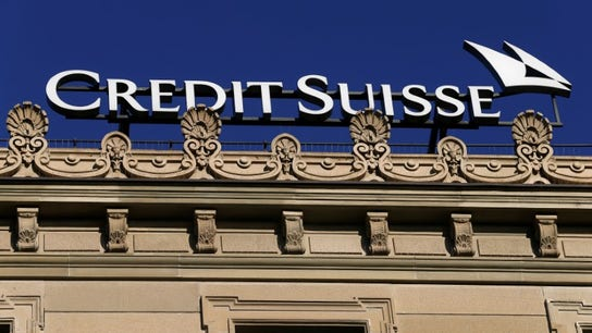 Credit Suisse posts third straight annual loss on U.S. tax writedown