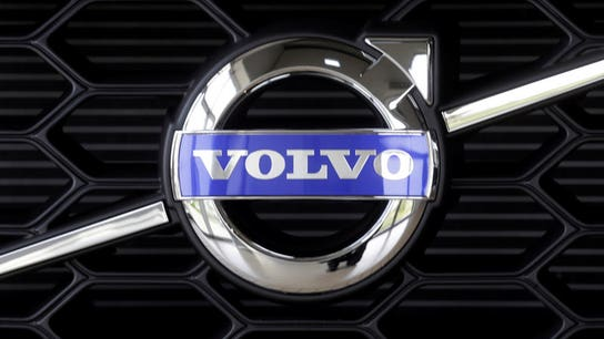 Volvo invests $520M to build 2nd vehicle in South Carolina