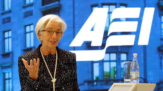 IMF's Christine Lagarde nominated to become next ECB president