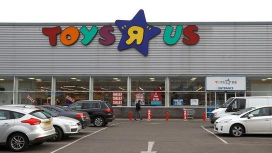 Toys 'R' Us bankruptcy hits Hasbro