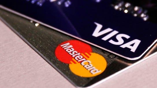 Visa, Mastercard propose merchants' tourist card fee cut to end EU probe