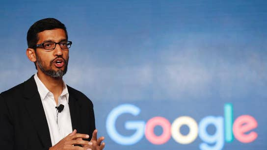 Google CEO Sundar Pichai faces first Capitol Hill grilling