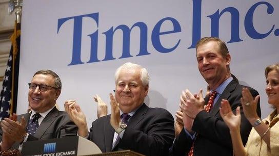 Time media brand sold to Salesforce.com founder