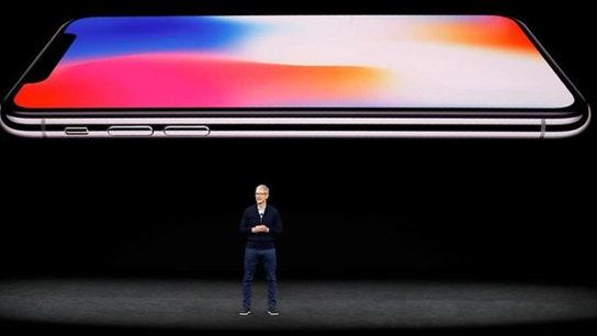 Apple, suppliers drop on report of weak iPhone X demand