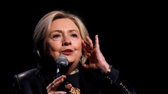 Hillary Clinton still can't accept election loss: Varney
