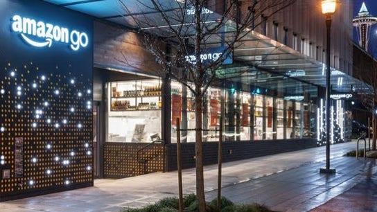 Amazon plans more cashier-less stores, report