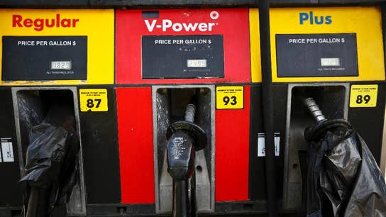 US gasoline prices slip as production increases
