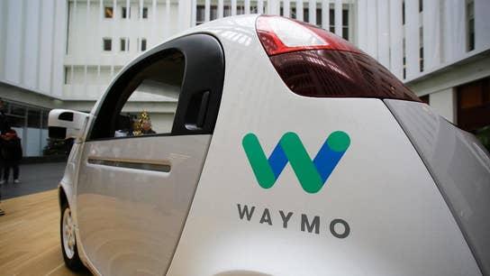 Google's Waymo teams with Nissan, Renault on self-driving cars