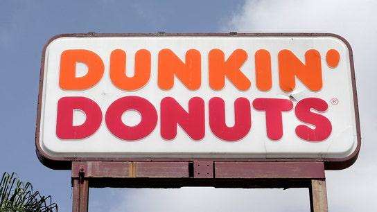 Dunkin' Brands names David Hoffmann as CEO