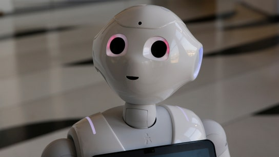 Pepper the robot, Sprint's new hire, can read feelings