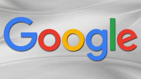 Google shares soar to record high, despite record high EU fine