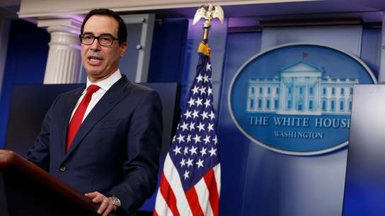 Mnuchin suggests private equity firms can keep controversial tax loophole