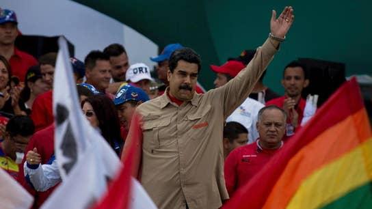 Gen. Jack Keane, Hans Humes on Venezuela's socialist dictator Maduro's potential exit