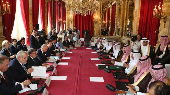 Saudi Arabia reassuring foreign investors with corruption crackdown