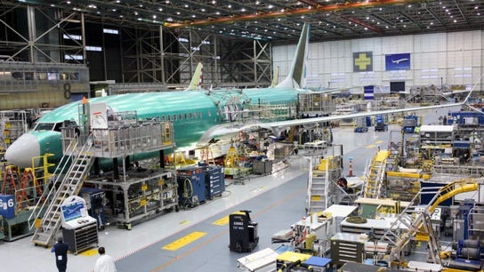 Boeing: Defense, aerospace market to grow to $8.7T
