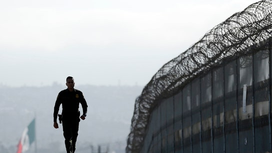 Defending border wall funding with military billions