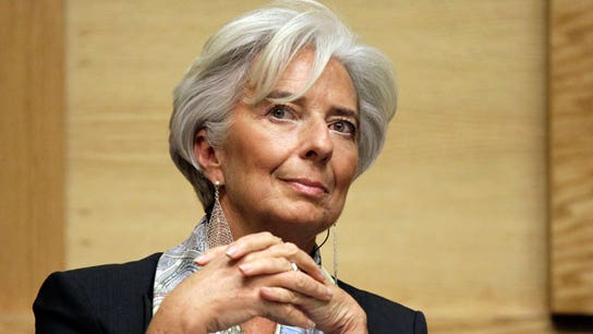 IMF foresees global slowdown as US-China trade spat drags on
