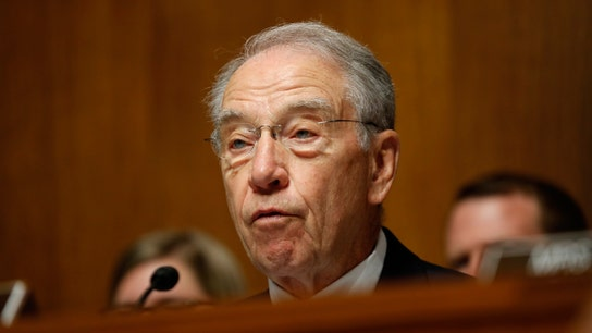 China wouldn't be at negotiating table without Trump's tariffs: Sen. Chuck Grassley