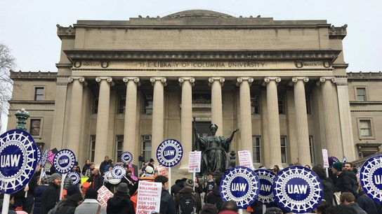 Trump era throws wrench into grad students' hopes for unions