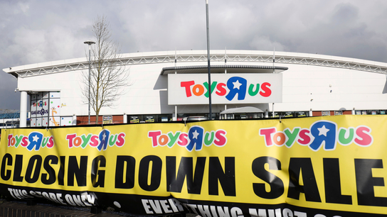 British arm of retailer Toys R Us goes into administration