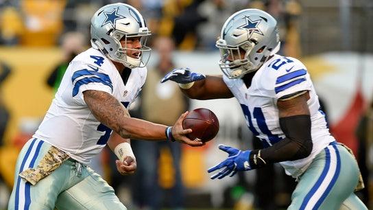 NFL ratings up again in Week 1